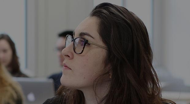 Etudiante master Digital College
